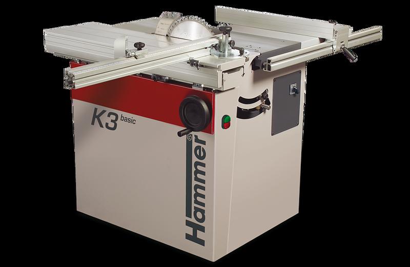 Formaatsaag Hammer K3 Basic