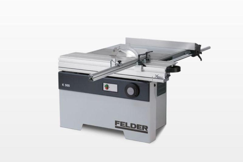 Formaatsaag Felder K 500