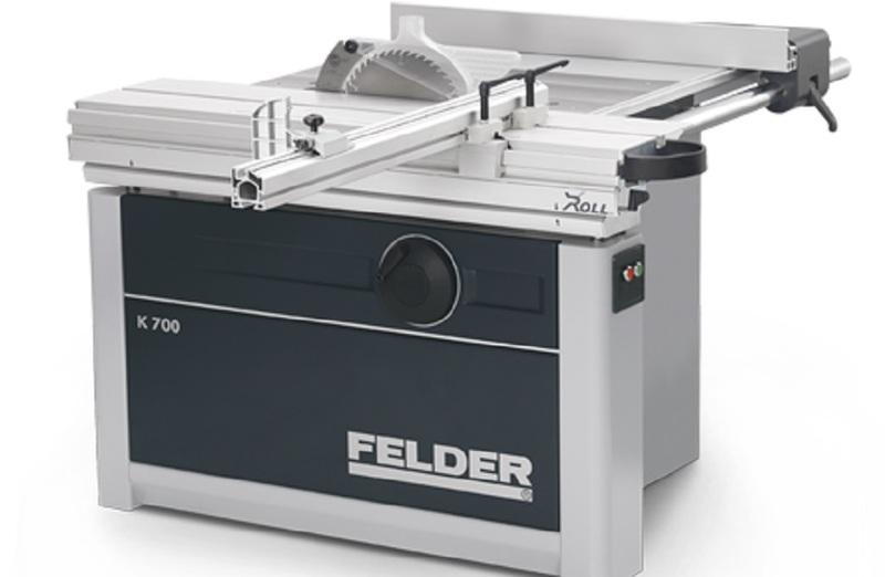Formaatsaag Felder K 700