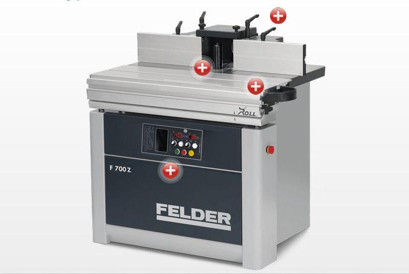 Frees Felder F 700 Z