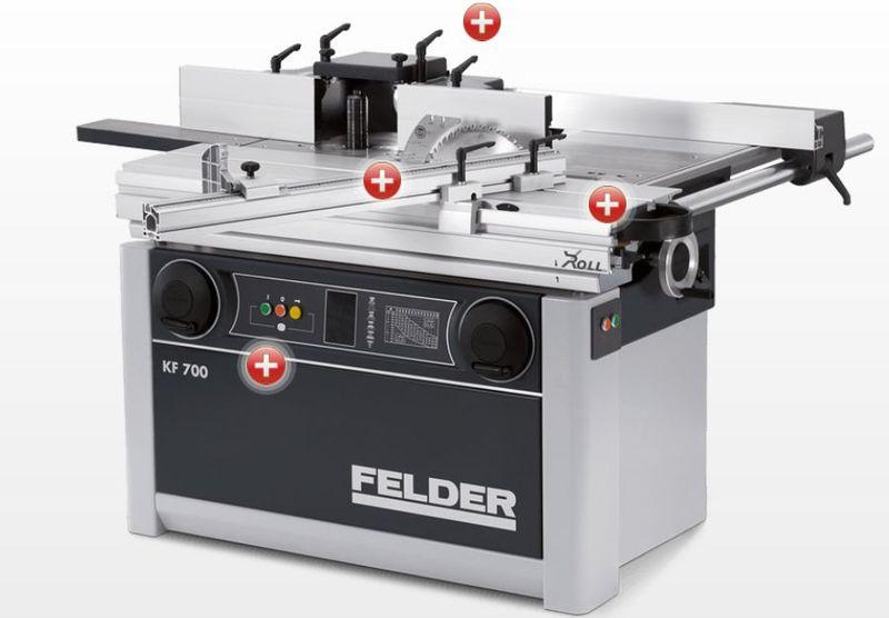 Saagfrees Felder KF 700