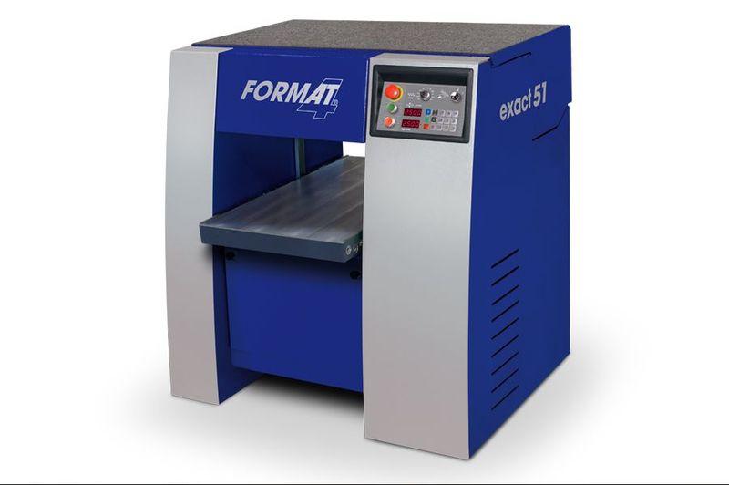 Format-4 paksusmasin exact 51
