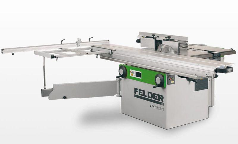 Felder kombimasin CF 531 professional