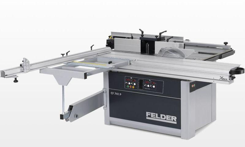 Felder kombimasin CF 741 professional