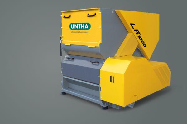 Untha LR1000, LR1400