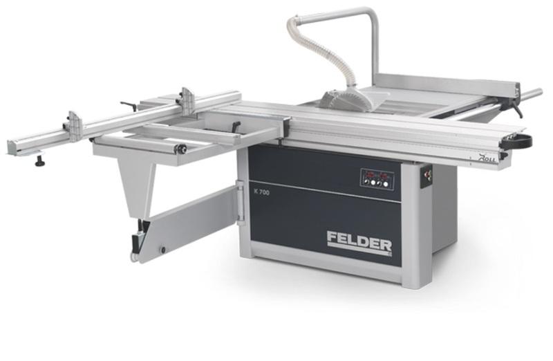 Formaatsaag Felder K 700  Professional