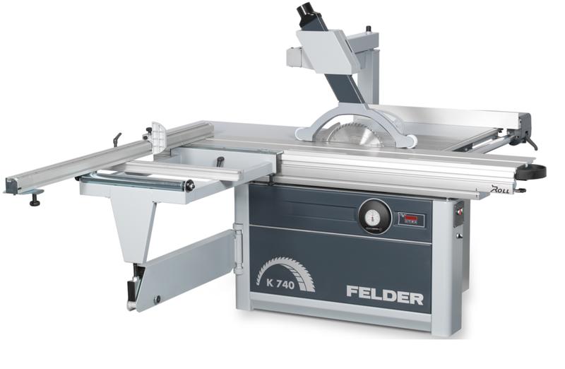 Formaatsaag Felder K 740