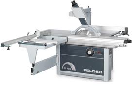 Formaatsaag Felder K 740  Professional