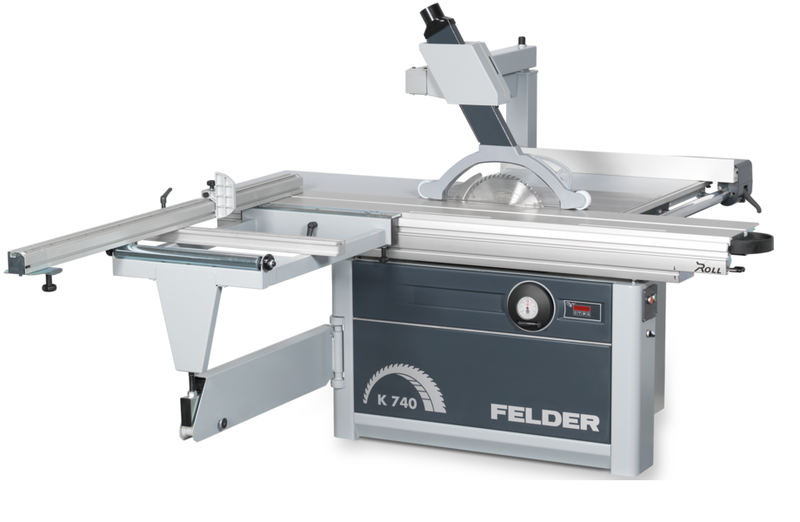Formaatsaag Felder K 740 S